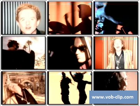 Simply Red - Something Got Me Started (1991) (VOB)