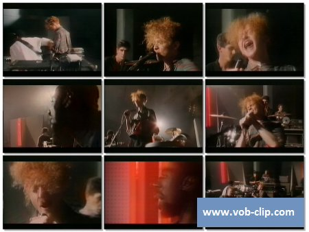 Simply Red - Come To My Aid (1985) (VOB)