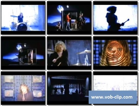 Def Leppard - Work It Out (1996) (VOB)