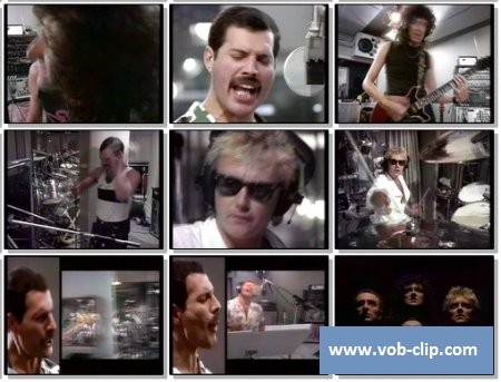 Queen - One Vision (1986) (VOB)