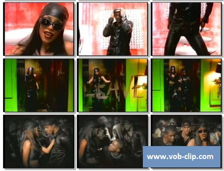 Aaliyah - If Your Girl Only Knew (1997) (VOB)