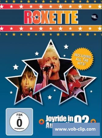 Roxette - LIVE-ISM (1992) (DVD5)