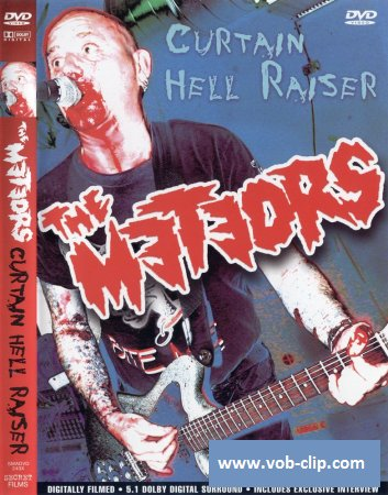 The Meteors - Curtain Hell Raiser (2005) (DVD5)