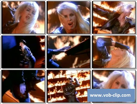 Lita Ford - Playin With Fire (1992) (VOB)