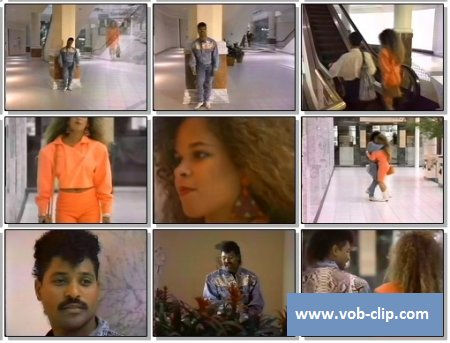 Stevie B - I Wanna Be The One (1989) (VOB)