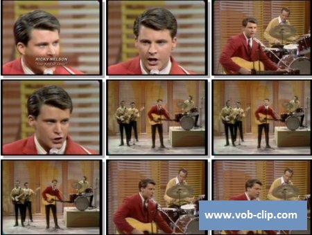Ricky Nelson - Your Kind Of Lovin' (From The Ed Sullivan Show) (1966) (VOB)