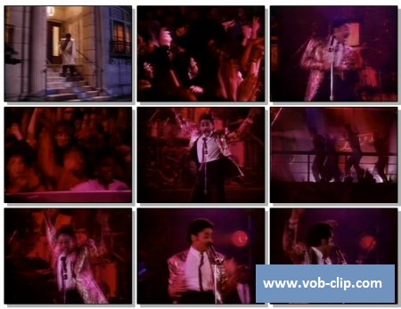 Time (Morris Day And The Time) - The Bird (1985) (VOB)