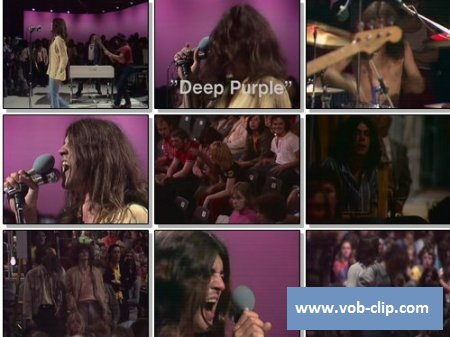 Deep Purple - Into The Fire (Life in Berlin) (1971) (VOB)