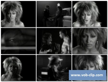 Tina Turner - What's Love Got To Do With It (Alternative Version) (1984) (VOB)