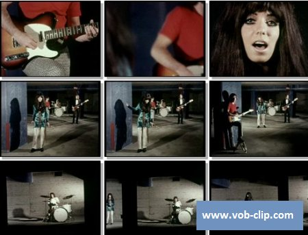 Shocking Blue - Never Marry A Railroad Man (1970) (VOB)