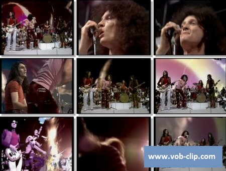 Golden Earring - Holy Holy Life (TV Show Hits A Go Go, NDR) (1971) (VOB)