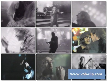 Tony Carey - Burning Bridges (1987) (VOB)