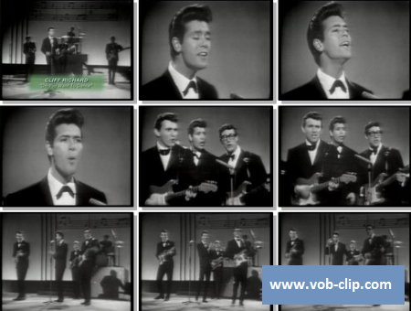 Cliff Richard - Do You Want To Dance (From The Ed Sullivan Show) (1963) (VOB)