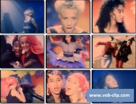 Pepsi And Shirlie  - Can't Give Me Love (1987) (VOB)