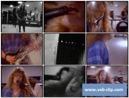 Blue Murder - We All Fall Down (1993) (VOB)