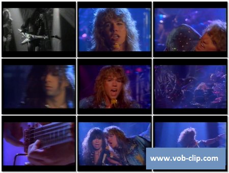 Vinnie Vincent Invasion - That Time Of Year (1988) (VOB)