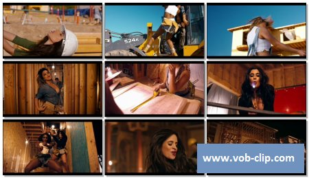 Fifth Harmony Feat. Ty Dolla Sign - Work From Home (2016) (MOV)