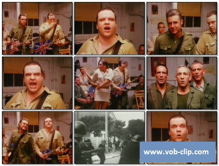 Meat Loaf & John Parr - Rock'n'Roll Mercenaries (1986) (VOB)