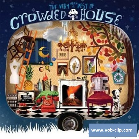 Crowded House - The Very Very Best Of (2010) (DVD5)