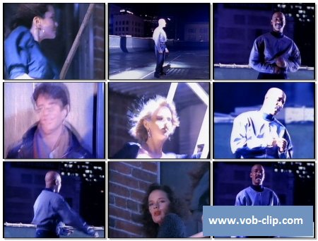 Errol Brown - Body Rockin' (Videopool UK Version) (1987) (VOB)