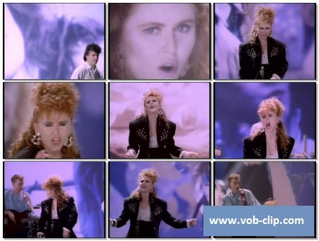T'Pau - Heart And Soul (Videopool UK Version) (1987) (VOB)