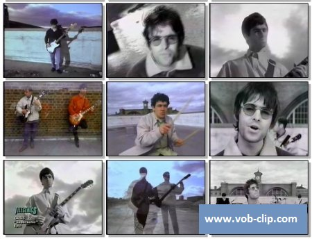 Oasis - Supersonic (1994) (VOB)