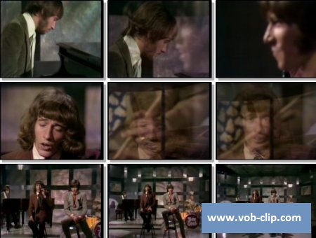 Bee Gees - I Started A Joke (From TV Show, This Is Tom Jones) (1969) (VOB)