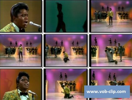 James Brown -  Papa's Got A Brand New Bag /Please, Please, Please (From The Ed Sullivan Show) (1966) (VOB)
