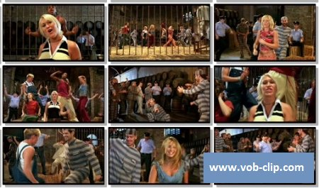 S Club 7 - Don't Stop Movin' (At Seeing Double) (Version 2) (2001) (VOB)