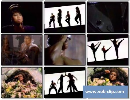 Phyllis Hyman - Don't Wanna Change The World (1991) (VOB)