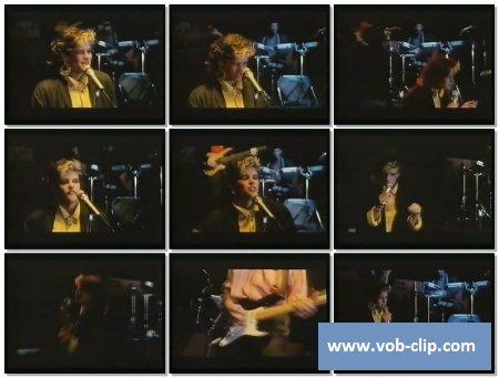 Stephanie De Monaco - Live Your Life (1986) (VOB)