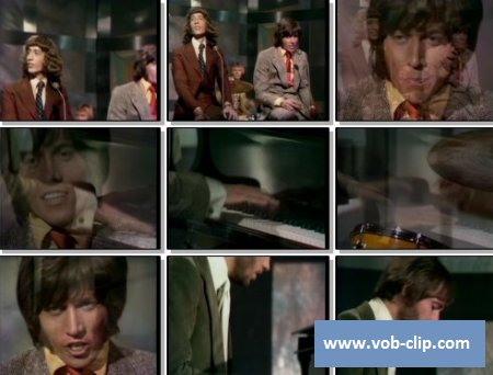 Bee Gees - First Of May (From TV Show, This is Tom Jones) (1969) (VOB)
