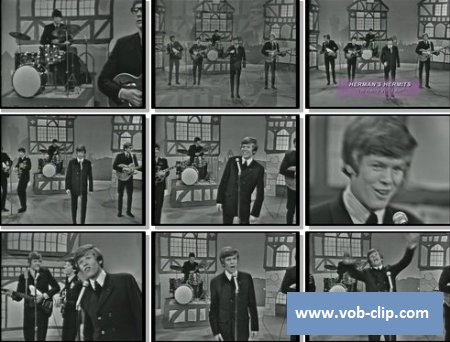 Herman's Hermits - I'm Henry VIII, I Am (From The Ed Sullivan Show) (1965) (VOB)