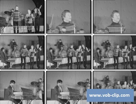 Manfred Mann - Do Wah Diddy Diddy (1964) (VOB)