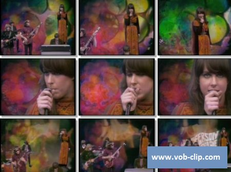 Jefferson Airplane - White Rabbit (From The Smothers Brothers Comedy Hour) (1967) (VOB)