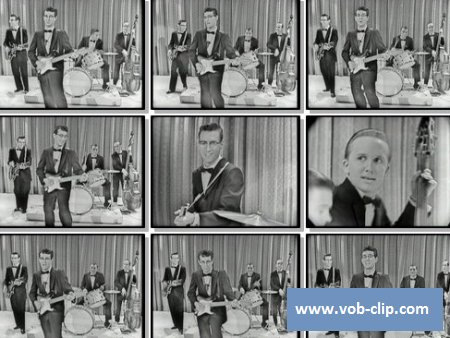 Buddy Holly And The Crickets - Peggy Sue (From The Ed Sullivan Show) (1957) (VOB)