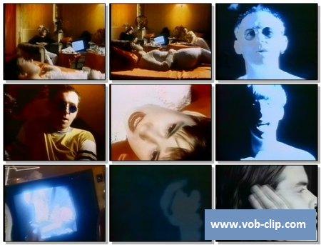 Spirea X - Speed Reaction (1991) (VOB)