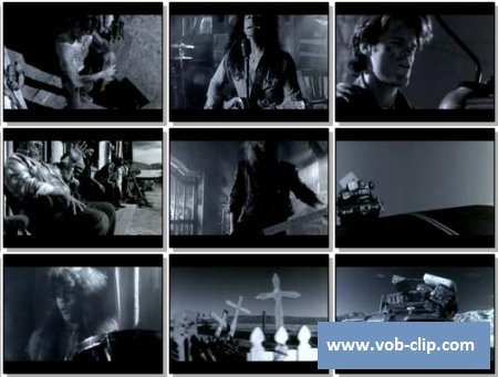 Britny Fox - Dream On (1989) (VOB)