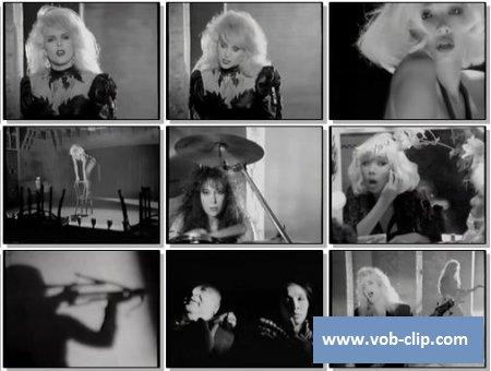 Vixen - Love Is A Killer (1990) (VOB)