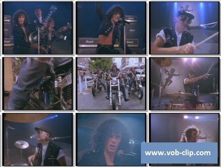 Choirboys - Boys Will Be Boys (1987) (VOB)