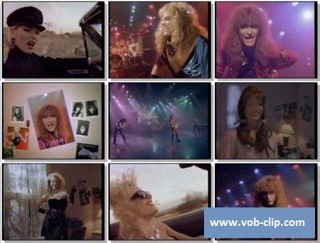 Autograph - Blondes In Black Cars (1985) (VOB)