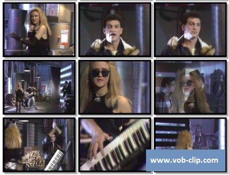 Lee Marrow - Sayonara (Don't Stop) (From Formel Eins) (1985) (VOB)