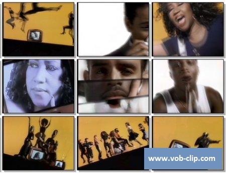 Aretha Franklin - Everyday People (1991) (VOB)