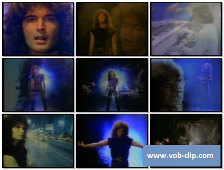 Gino Vannelli - Living Inside Myself (1981) (VOB)