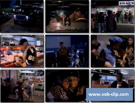 LL Cool J - Back Seat (Of My Jeep) (1993) (VOB)