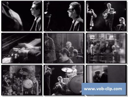 Pogues And Kirsty MacColl - Fairytale Of New York (1988) (VOB)
