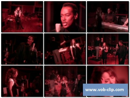 Luther Vandross & Mariah Carey - Endless Love (MixMash Version) (1994) (VOB)