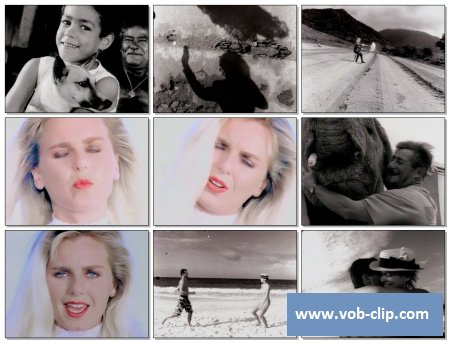 Sam Brown - With A Little Love (1990) (VOB)