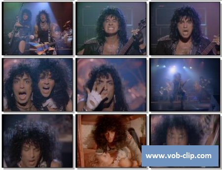 Kiss - Heaven's On Fire (1984) (VOB)