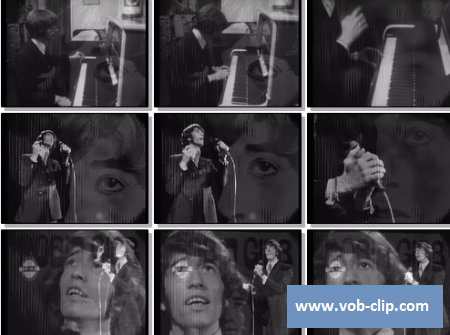 Robin Gibb - Saved By The Bell (Beat Club) (1969) (VOB)